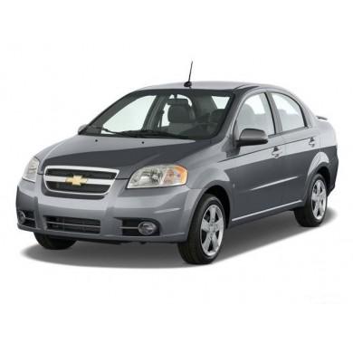 Chevrolet Aveo - 1,4 Бензин – Механическая