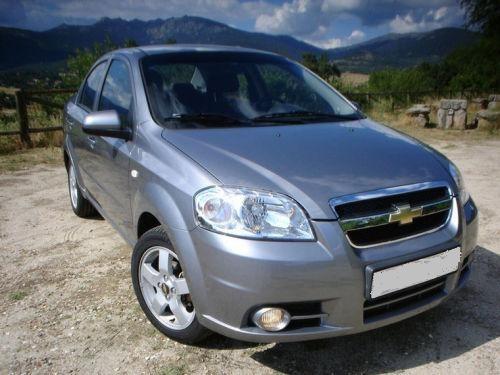 Chevrolet Aveo - 1,4 Бензин – Автоматическая