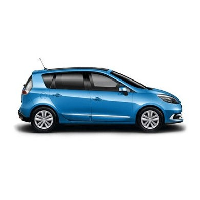 Renault Grand Scenic - 2,0i petrol - automatic, 7 seats (6+1)