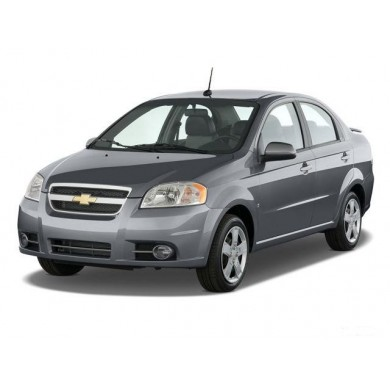 Chevrolet Aveo - 1,4 Petrol - MANUAL