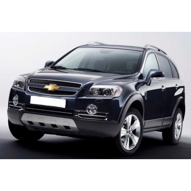 Chevrolet Captive - 2,0 diesel, 7 seats (6+1)