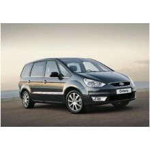 Ford Galaxy - petrol, automatic, 7 seats - (6+1)
