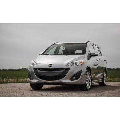 Mazda 5 - 2,0 petrol - automatic, 7 seats (6+1)