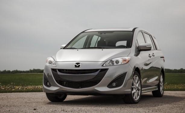 Mazda 5 - 2,0 - Бензин – Автоматическая, 7 Местных (6+1)
