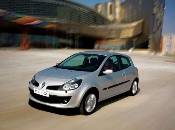 Renault Clio III - 1,4, petrol – MANUAL