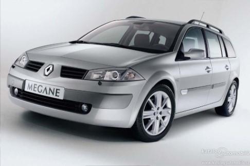Renault Megan II - 1,6 petrol - automatic